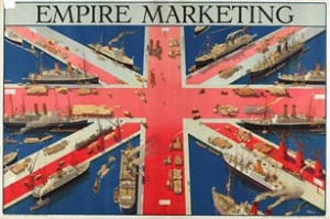 An Empire Marketing Board poster from the late 1920s