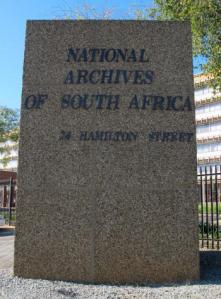 National_Archives south africa
