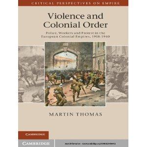 Thomas Violence Colonial