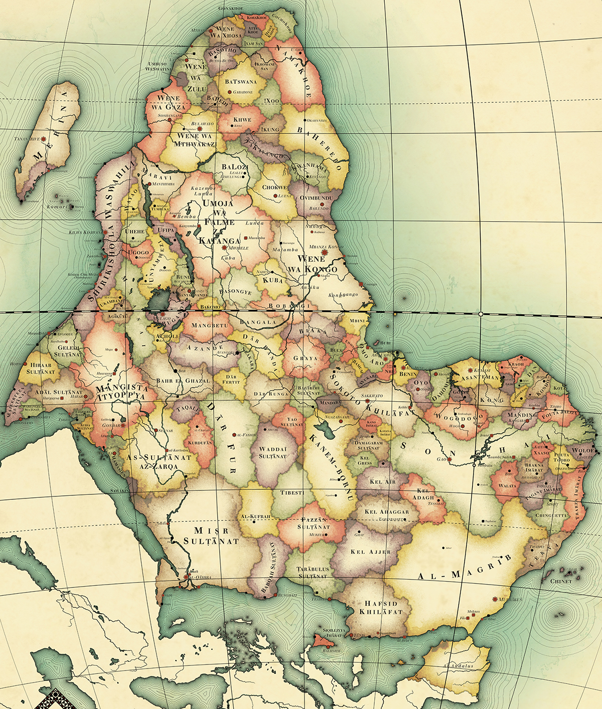 africaSansColonization