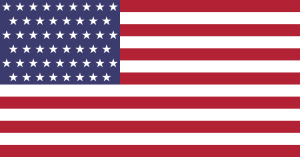 Just one of a variety of designs for the flag, if Puerto Rico becomes a state.  For other, wilder designs, see http://fusion.net/american_dream/story/10-wildest-proposed-51-star-american-flags-puerto-22512