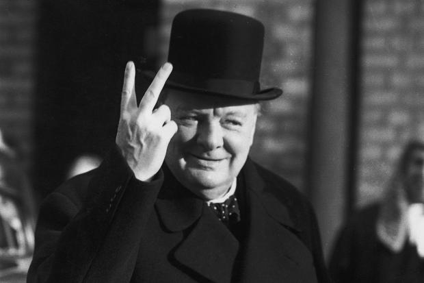 Churchill surprising