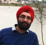 Singh headshot