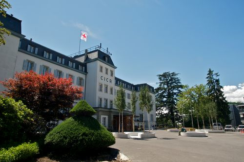 ICRC Headquarters, Geneva.