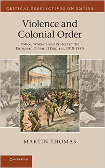 thomas violence and colonial order