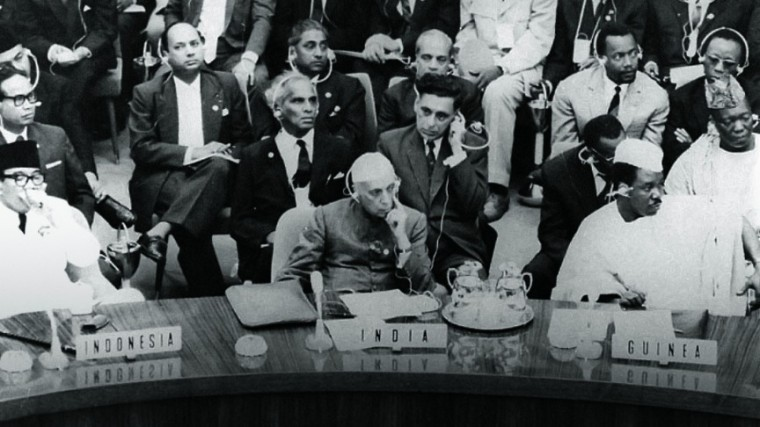 Bandung Conference, April 1955.
