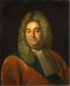 Baron Peter Pavlovich Shafirov (1670–1739), vice-chancellor under Peter the Great and chief translator for the Russian foreign office.