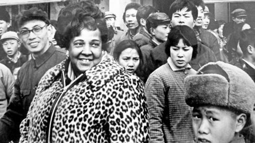 Ethel Payne, Shanghai.