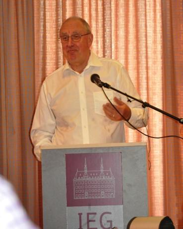 Prof. Michael Geyer, University of Chicago