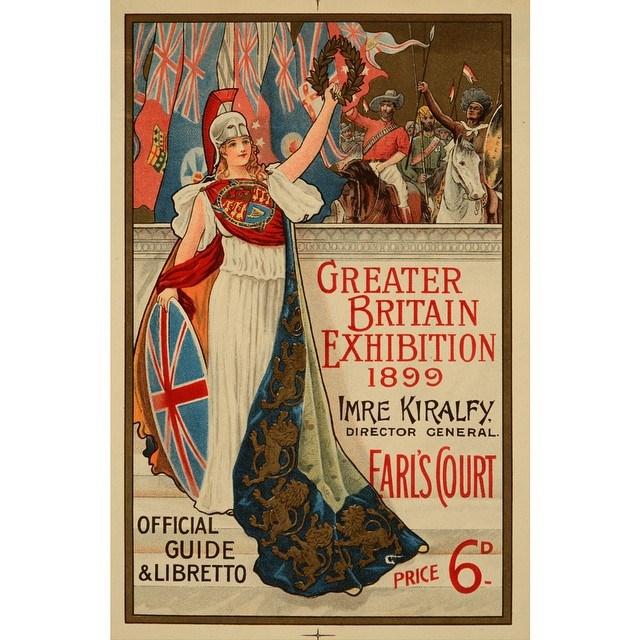 Greater Britain exhibition