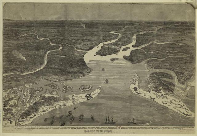 Charleston and its environs, 1866.
