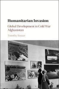 Nunan, Humanitarian Invasion (Book Cover)