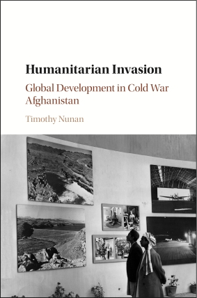 Nunan, Humanitarian Invasion (Book Cover)
