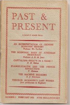 Past & Present Issue 1