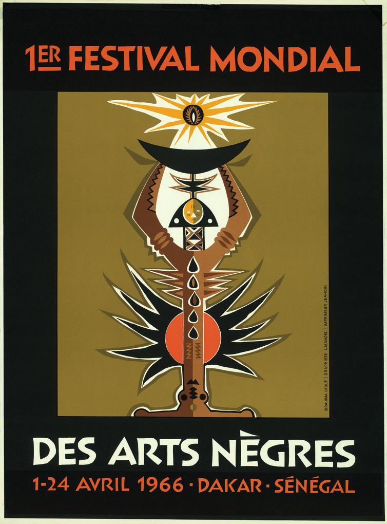 Senegal festival 1966