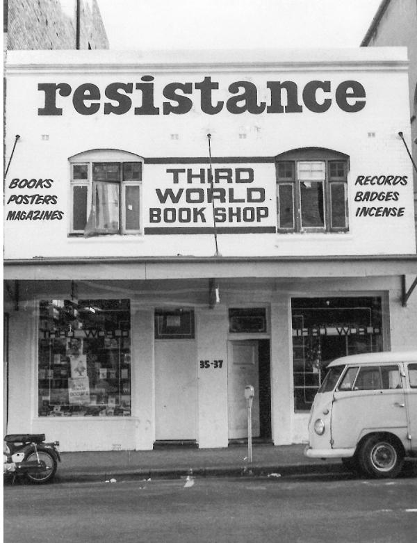 Third World Bookshop. ©Russ Grayson, pacific-edge.info