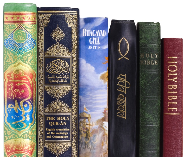Eastern and Western religious texts began to sit side by side by the final decades of the eighteenth century.