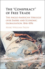 conspiracy of free trade cover