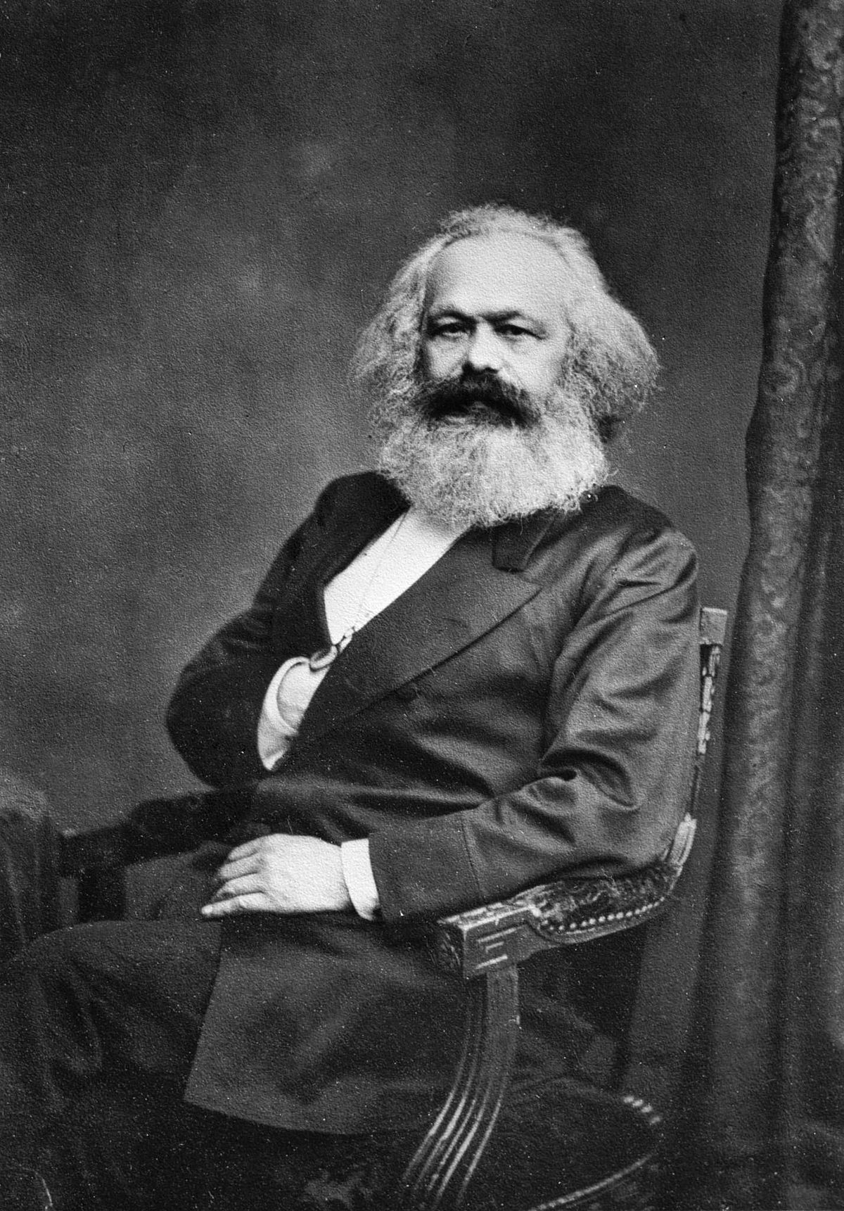 history of karl marx The communist manifesto, by karl marx and friedrich engels – marx and engels' 1848 masterpiece – the foundational work of marxism and the most important political text in history – was appropriately published in a year of explosive revolutionary developments across europe.
