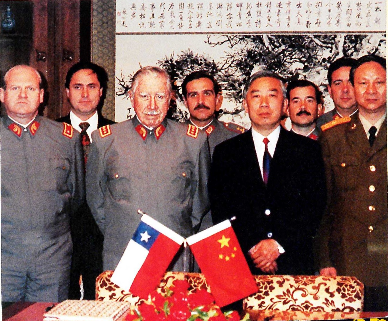 How Pinochet Turned Chile Into A Globally Admired Model Of Authoritarian Capitalism Imperial Global Forum