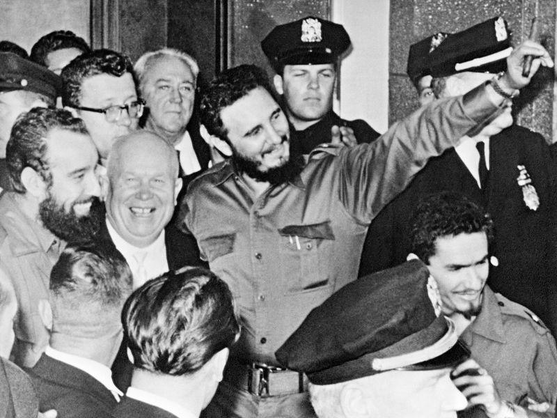 Castro in Harlem
