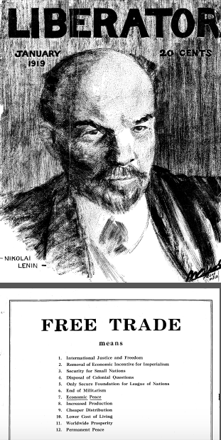 Recovering The Socialist Free Trade Tradition Imperial Global Forum
